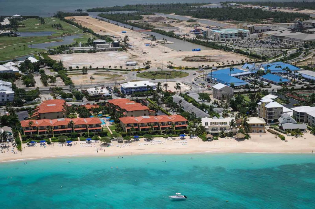 A look at canal front living at the Cayman homes & lots