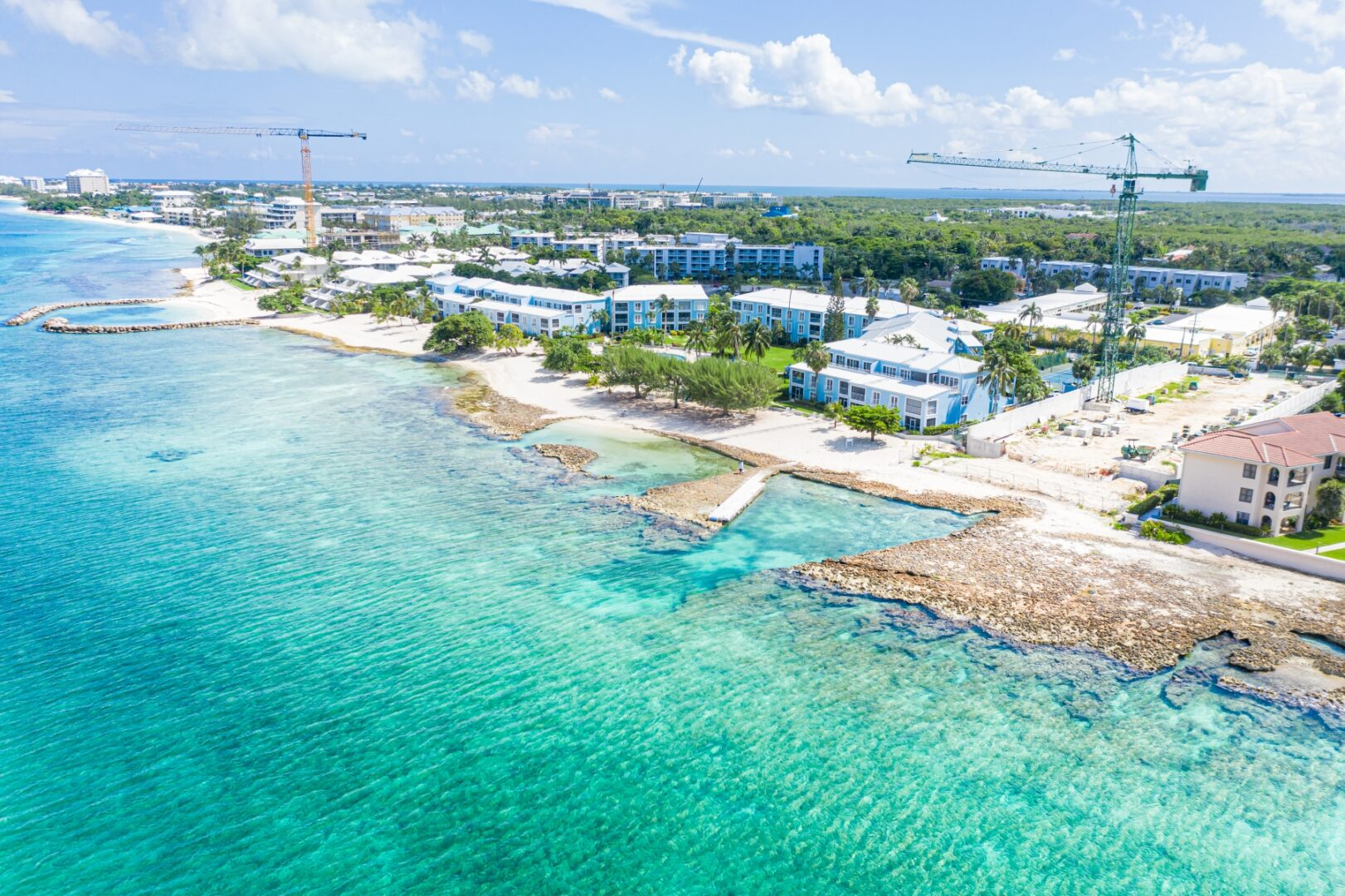 Unprecedented growth on Seven Mile Beach in the Cayman Islands